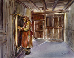 The Third Door by selma-todorova