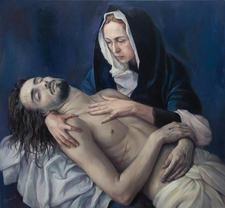Pieta by selma-todorova