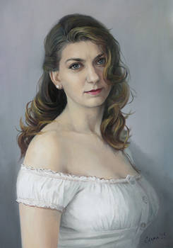 Portrait of Reny