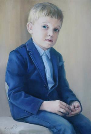 Portrait of George
