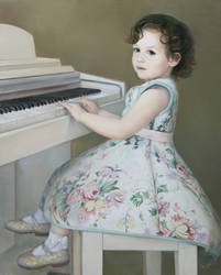 The Young Piano Player