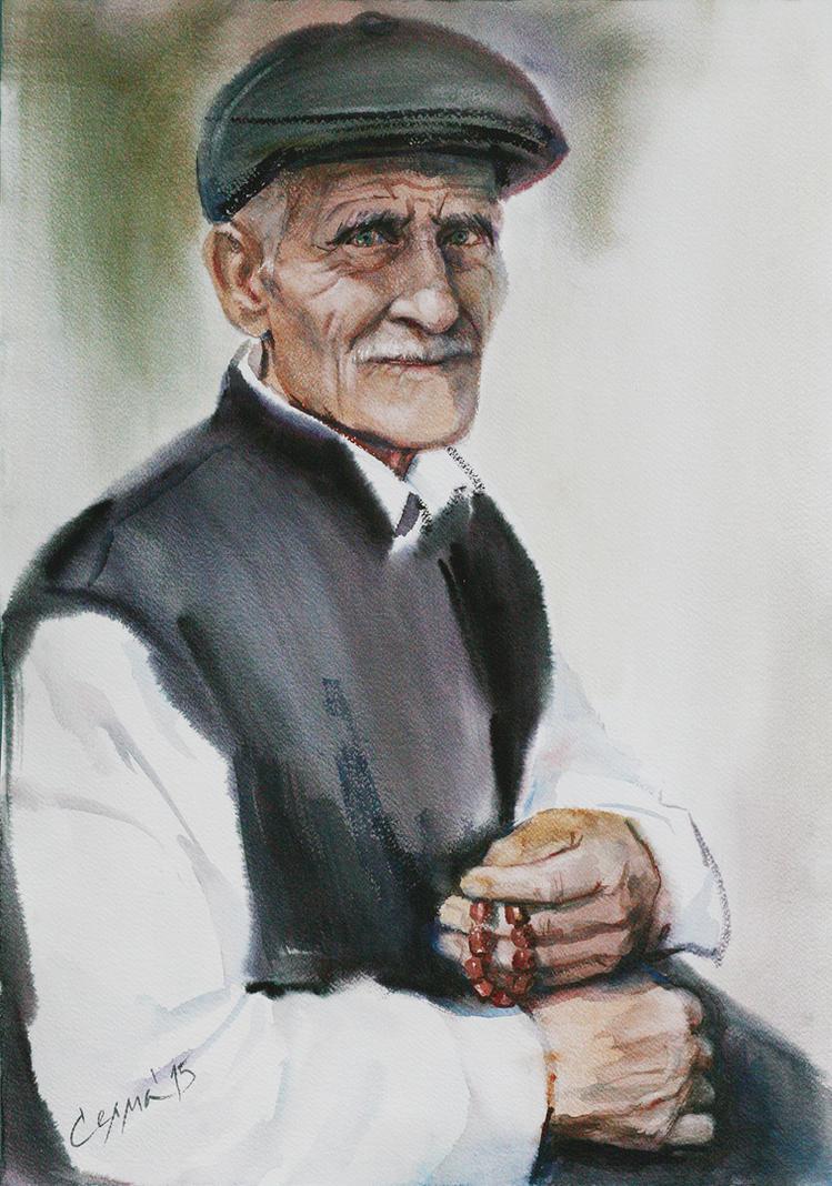 MEHMET AVDJA FROM BORNOVA by selma-todorova