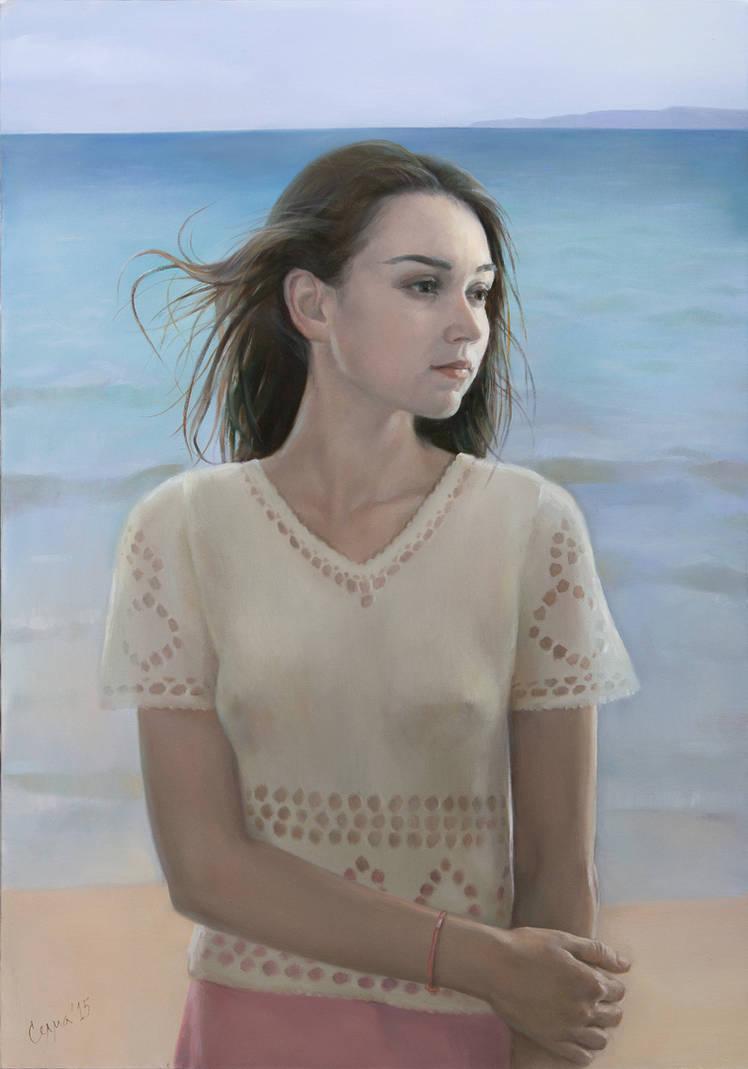 Kala and the Sea by selma-todorova