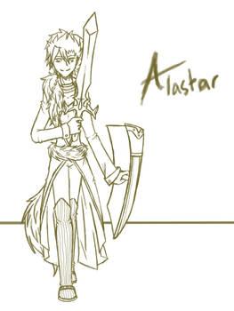Alastar: Halfling Ruler