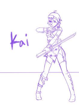 Kai :Halfling Protector: