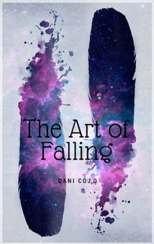 The Art of Falling :Cover Concept:
