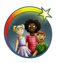 COMMISSION: Shooting Star Preschool by DaniCojo