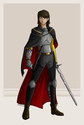COMMISSION: Damen Baratheon