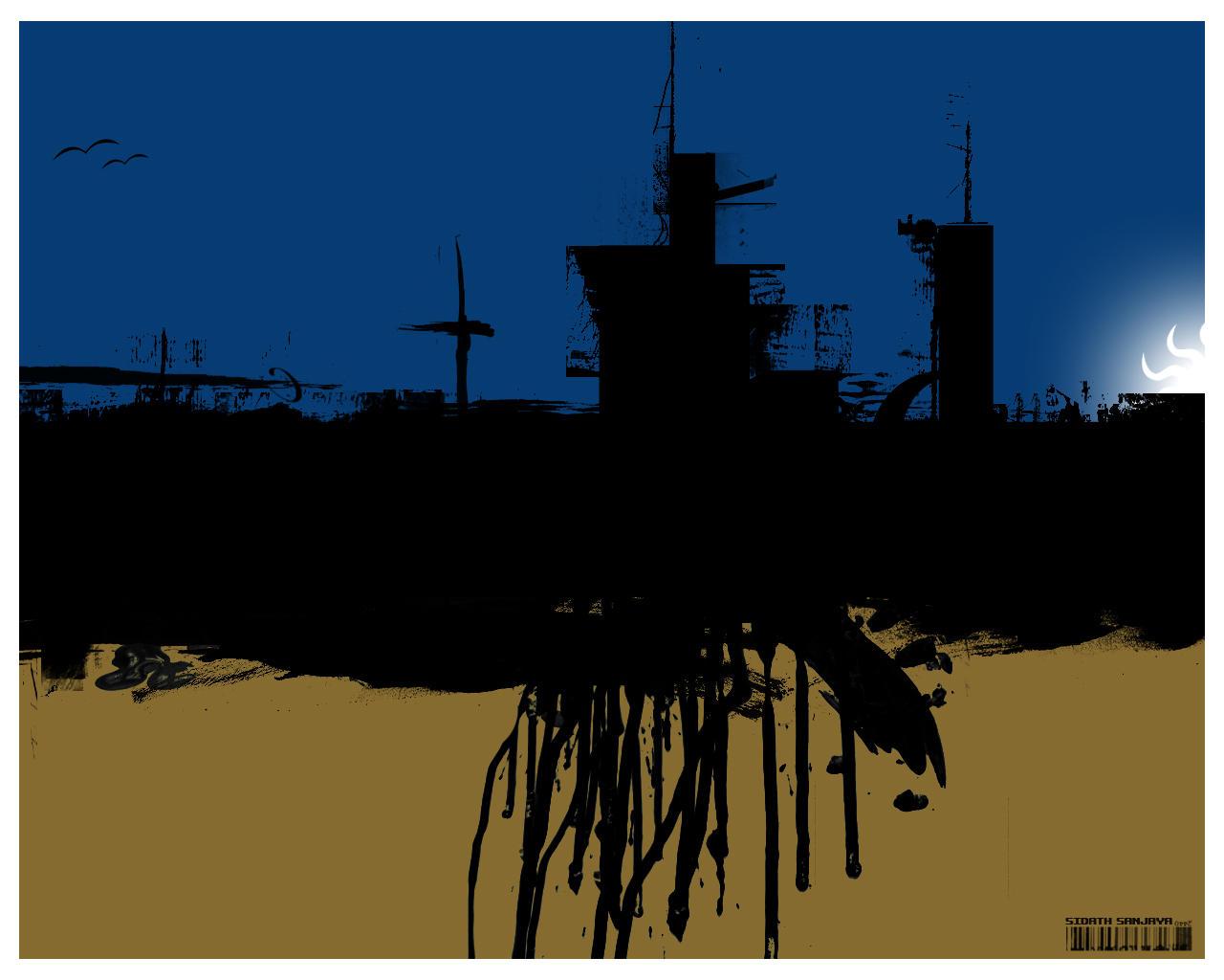dark city by sidath