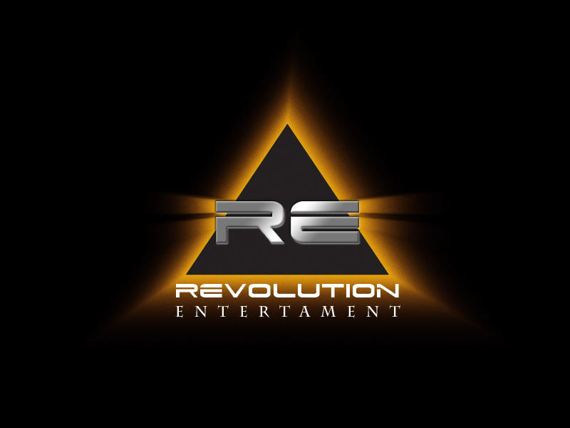 Revolution entertament logo by sidath