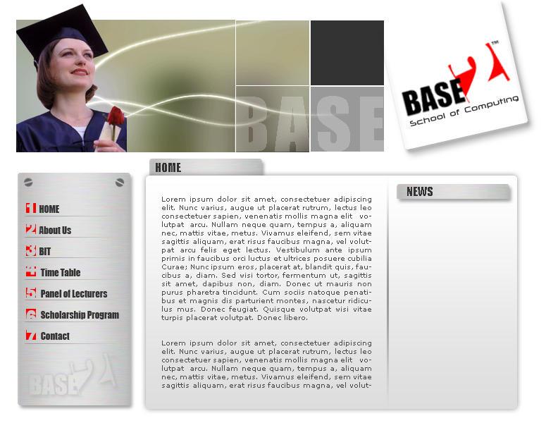 Base2 web site by sidath