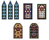 stained-glass windows NEW by Gela-G-I-S-Gela