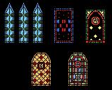stained-glass windows NEW by Gela-G-I-S-Gela