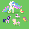 Micro Pony (group) by Gela-G-I-S-Gela