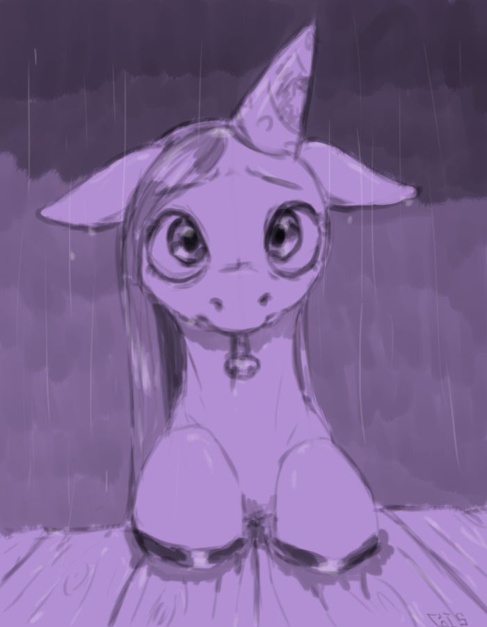 Rainy day by Gela-G-I-S-Gela
