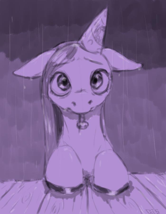Rainy day by Gela-G-I-S-Gela