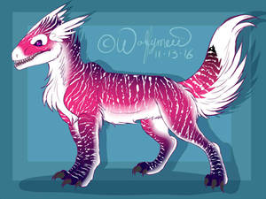 Raptor Wolf