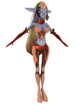 Jak and Daxter - Maia Acheron