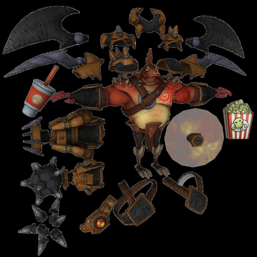 Agorian Warrior