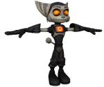 Ratchet and Clank: ItN - Robo Ratchet