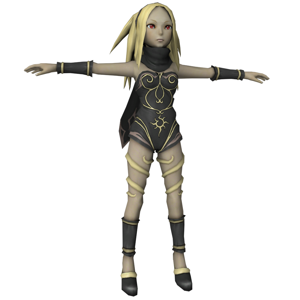 wallpaper gravity rush