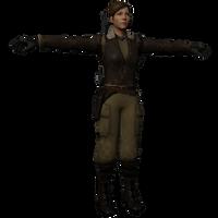 Resistance 2 - Rachel Parker