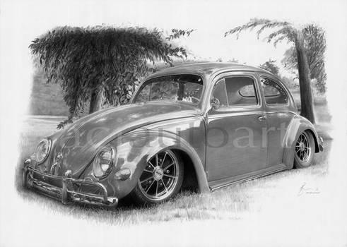 Oval bug commission
