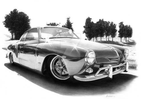 '65 Karmann Ghia