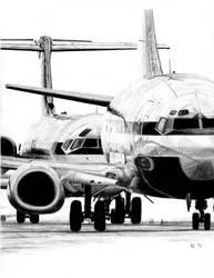 Boeing 737 by Boss429