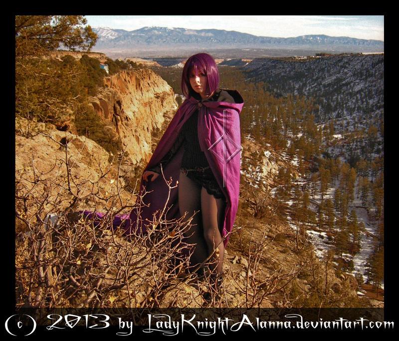 Raven Roth - Precipice by LadyKnightAlanna