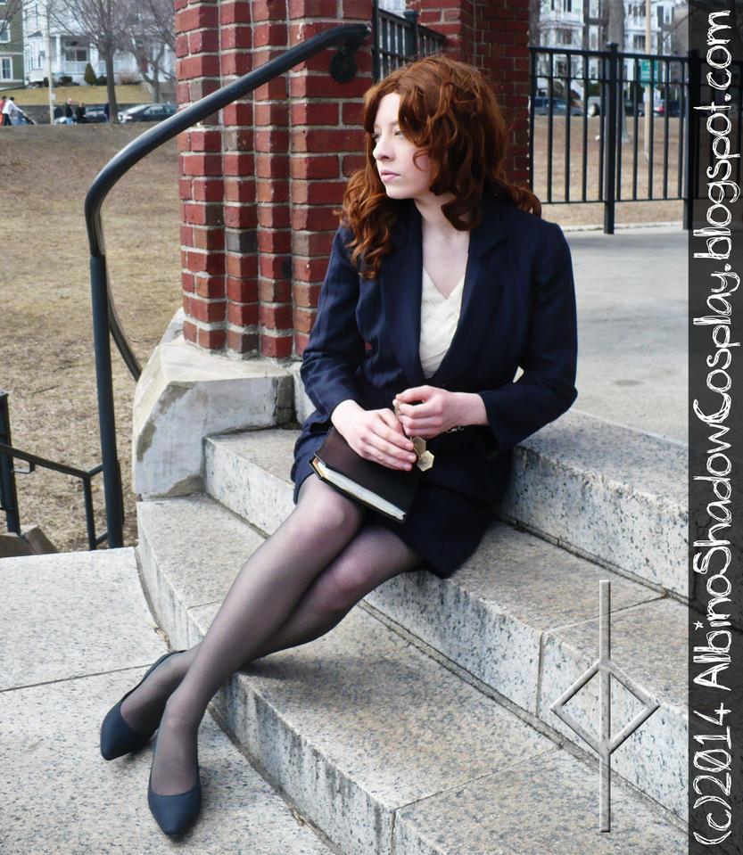Laura Roslin by LadyKnightAlanna