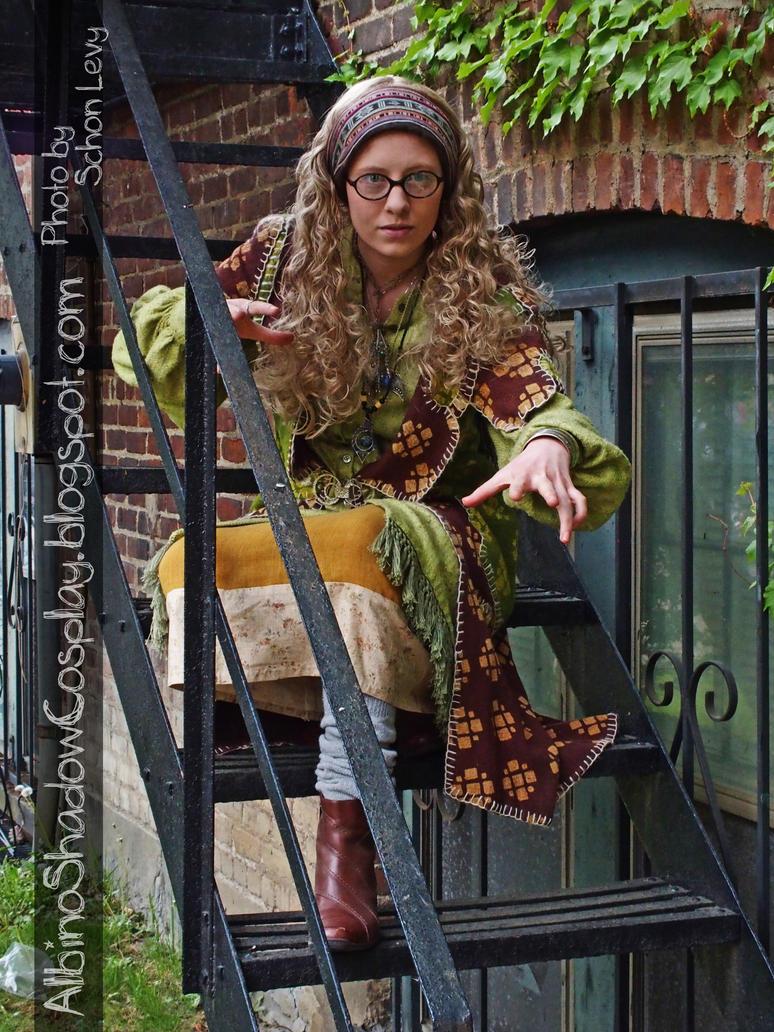 Sybill Trelawney by LadyKnightAlanna