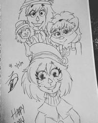 Happy Birthday LolliDoodle!! by IDontLikeCoffee22