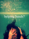helping hands? by christykarina