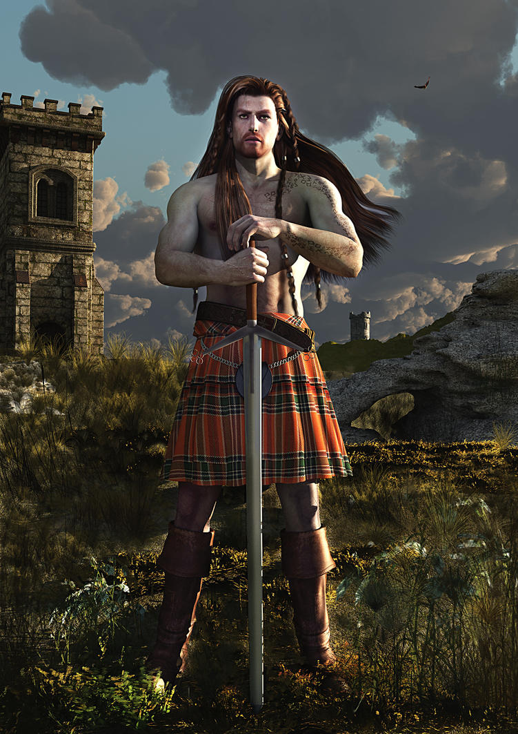 Highlander by RayNoir
