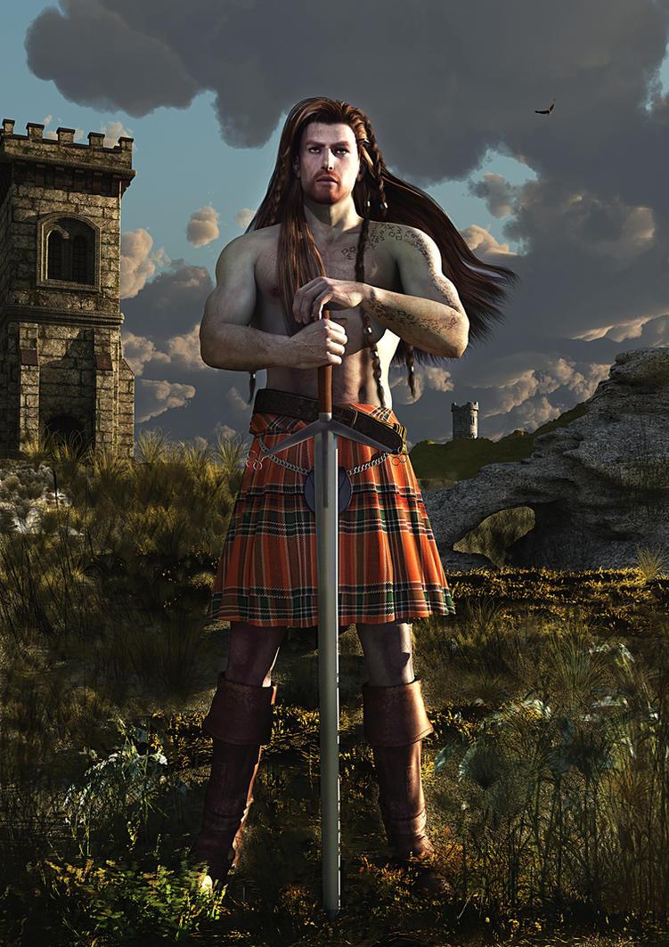 Highlander by RayNoir