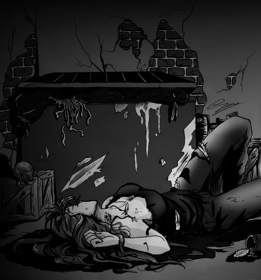 vampire attack_Ray Field by RayNoir