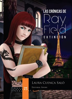 My Book Extincion by RayNoir