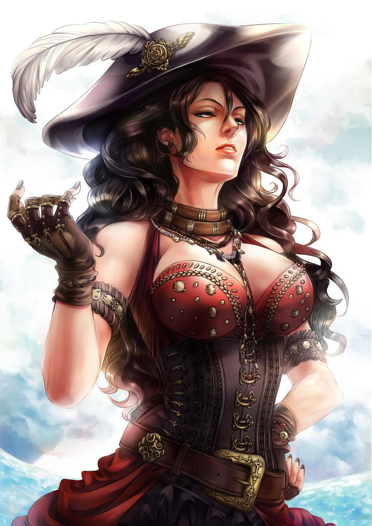 Helena by RayNoir