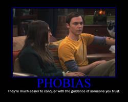 Phobias Motivational Poster by QuantumInnovator