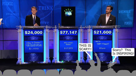 MST3K-IBM Watson on Jeopardy by QuantumInnovator