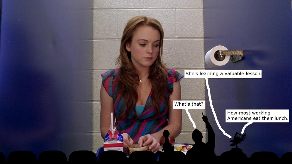 Rebecca Crow Gif MST3K-Mean Girls by