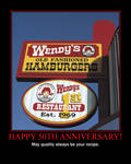 Wendy's Turns 50