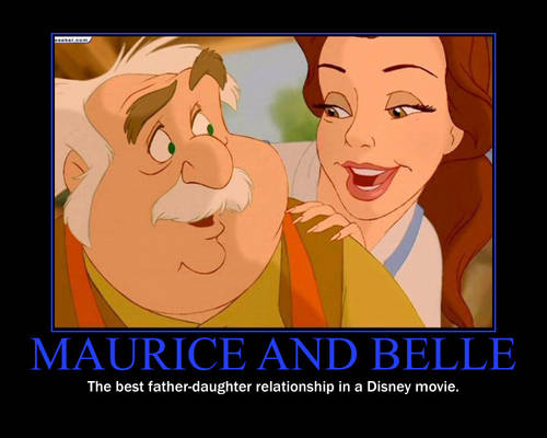 Maurice and Belle Motivator