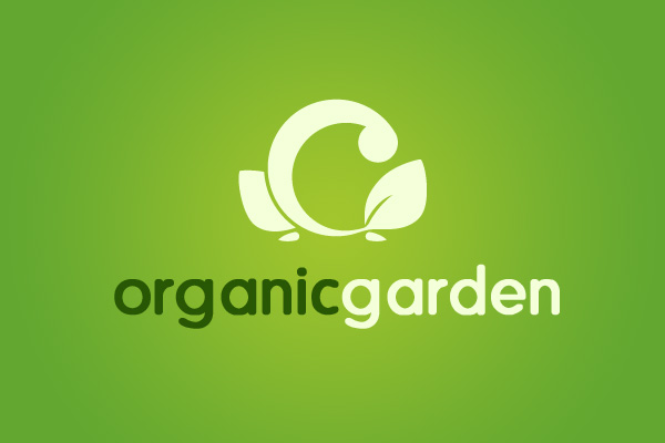 Organic Garden Logo by jovargaylan on DeviantArt