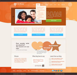Your Brand Community Design - For Sale