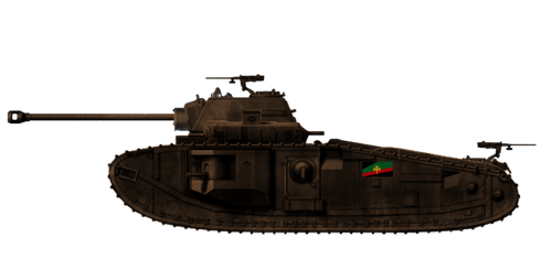 Mark 34 tank v0.2 by cores1097