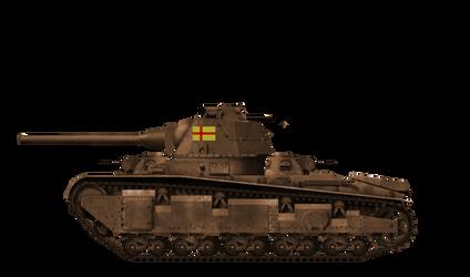 'Tsar' Heavy Tank-25 by cores1097