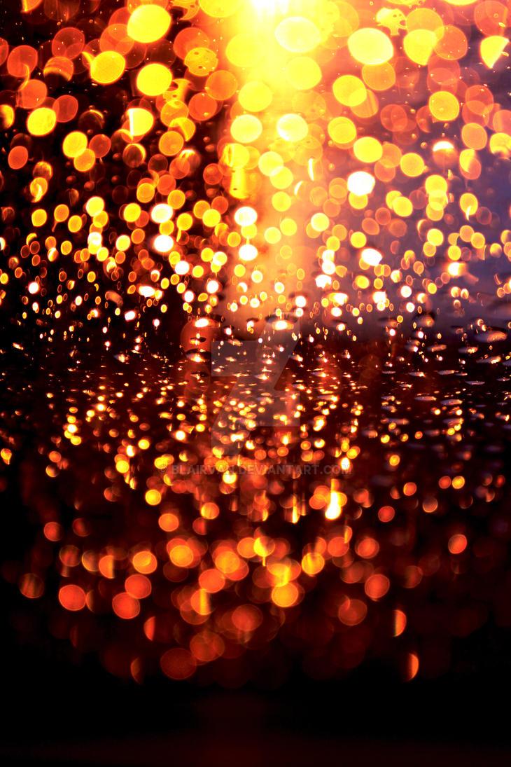 Golden rain by BlairVan