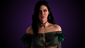 Yennefer Dlc Outfit by kLuTT